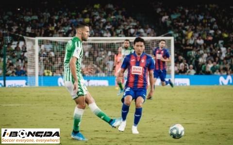 Đội hình Real Betis vs Eibar 3h ngày 1/12