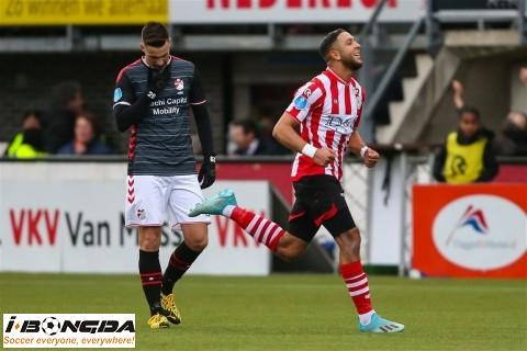 Bóng đá - Emmen vs Sparta Rotterdam 2h ngày 6/3