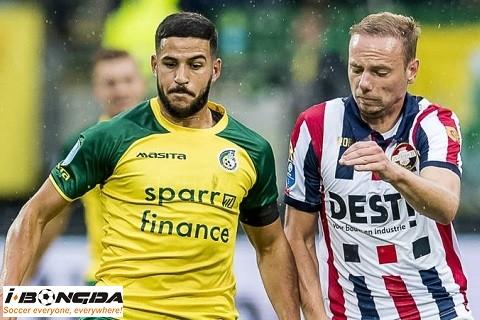 Bóng đá - Willem II vs Fortuna Sittard 19h30 ngày 16/5