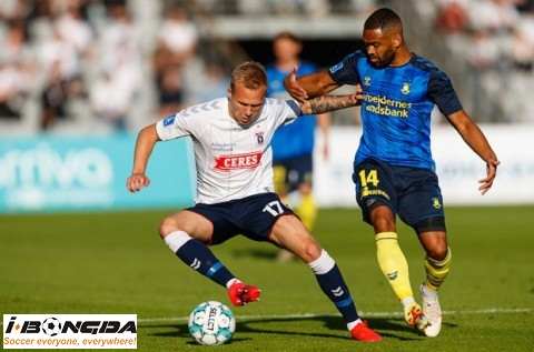 Bóng đá - Aarhus AGF vs Brondby 21/05/2021 01h00
