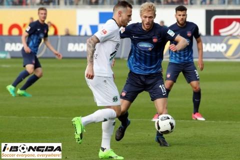 Bóng đá - Hannover 96 vs Heidenheimer 18h30 ngày 11/4