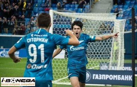 Bóng đá - Zenit St.Petersburg vs Dinamo Moscow 29/10/2021 23h00