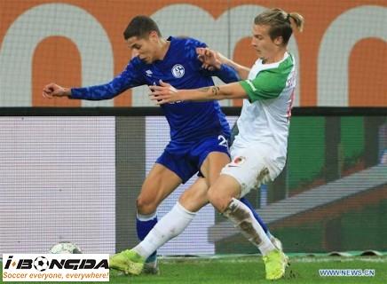 Bóng đá - Schalke 04 vs Augsburg 20h30 ngày 11/4