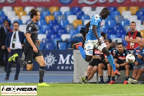 Bóng đá - Sampdoria vs Napoli 20h ngày 11/4