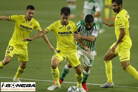 Bóng đá - Villarreal vs Real Betis 3h ngày 15/2