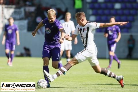 Bóng đá - Erzgebirge Aue vs St. Pauli 01/08/2021 18h30