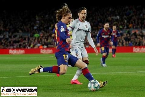Bóng đá - Barcelona vs Levante 3h ngày 14/12