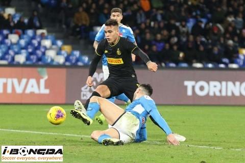 Đội hình Inter Milan vs Napoli 2h45 ngày 17/12