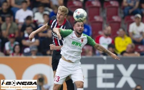 Eintr Frankfurt vs Augsburg 21/04/2021 01h30
