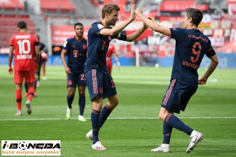 Bayern Munich vs Bayer Leverkusen 21/04/2021 01h30