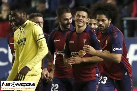 Bóng đá - Villarreal vs Osasuna 17/10/2021 23h30