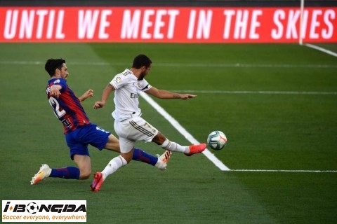 Nhận định dự đoán Real Madrid vs Eibar 21h15 ngày 3/4