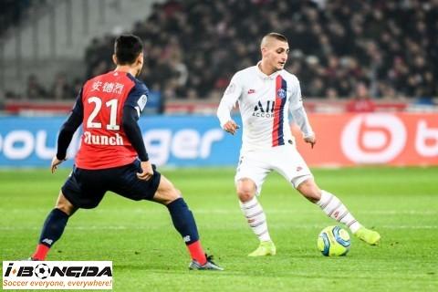 Đội hình Lille vs Paris Saint Germain 3h ngày 21/12