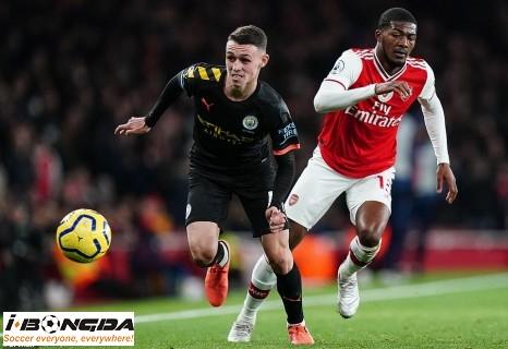 Bóng đá - Arsenal vs Manchester City 3h ngày 23/12