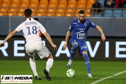 Bóng đá - ES Troyes AC vs Grenoble 20h ngày 24/4
