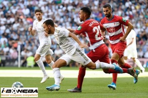 Bóng đá - Real Madrid vs Granada 1h45 ngày 24/12