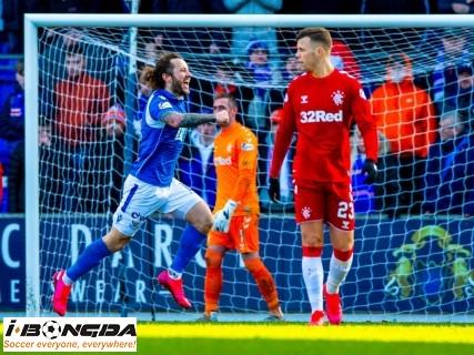 Bóng đá - St. Johnstone vs Glasgow Rangers 18h30 ngày 11/9
