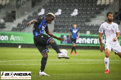Đội hình Club Brugge vs AS Eupen 21h ngày 25/7