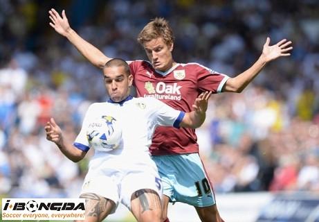 Bóng đá - Burnley vs Leeds United 20h ngày 29/8