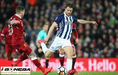 Đội hình West Bromwich vs Liverpool 22h30 ngày 16/5