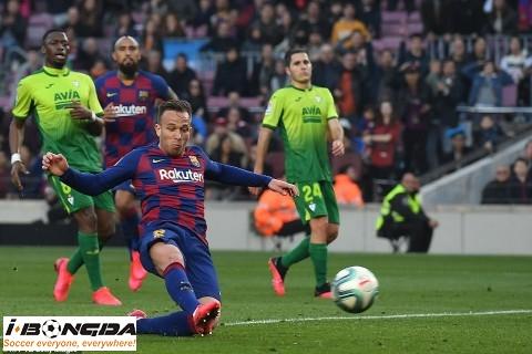Bóng đá - Eibar vs Barcelona 23h ngày 22/5