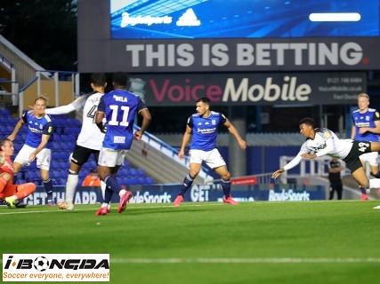 Bóng đá - Birmingham vs Derby County 2h ngày 11/9