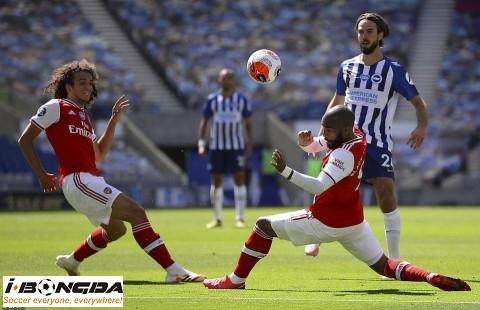 Arsenal vs Brighton 23/05/2021 22h00