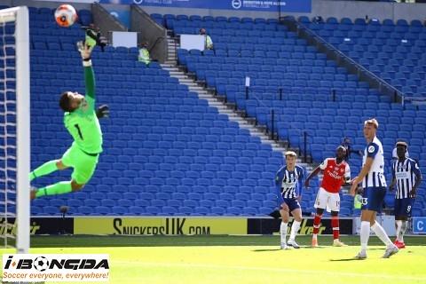 Đội hình Brighton & Hove Albion vs Arsenal 1h ngày 30/12