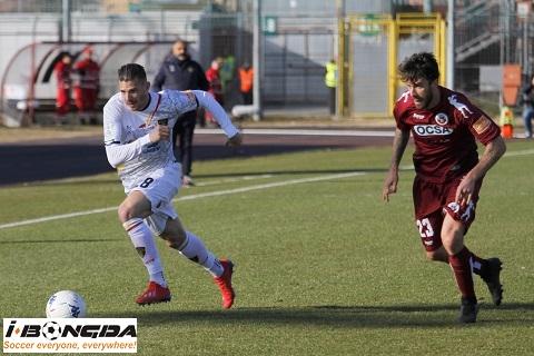 Bóng đá - Cittadella vs Lecce 19h ngày 25/9