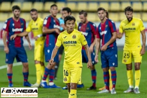 Bóng đá - Levante vs Villarreal 1h ngày 4/2