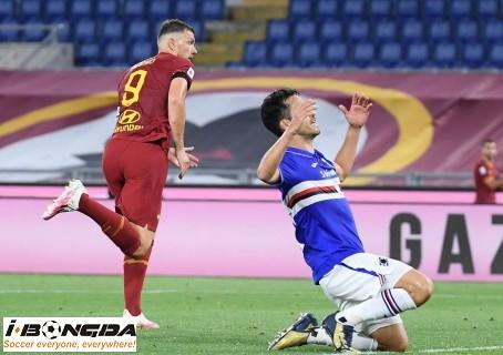 Đội hình Sampdoria vs AS Roma 1h45 ngày 3/5