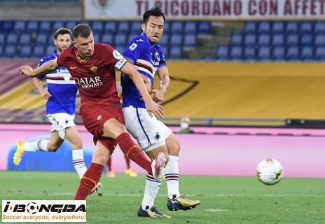 Nhận định dự đoán Sampdoria vs AS Roma 1h45 ngày 3/5