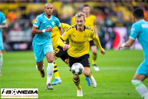 Bóng đá - Borussia Dortmund vs Wolfsburg 21h30 ngày 3/1