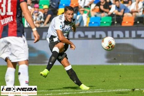 Bóng đá - Udinese vs Bologna 17/10/2021 20h00