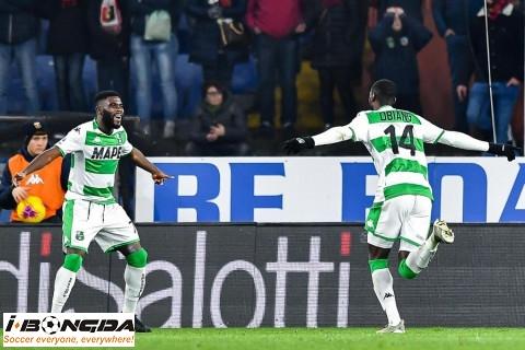 Bóng đá - Genoa vs US Sassuolo Calcio 17/10/2021 20h00