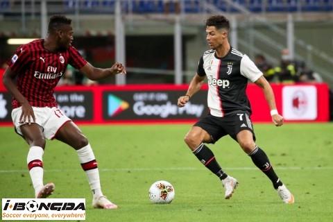 Bóng đá - AC Milan vs Juventus 2h45 ngày 7/1