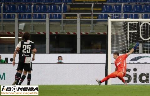 Đội hình Juventus vs AC Milan 1h45 ngày 10/5
