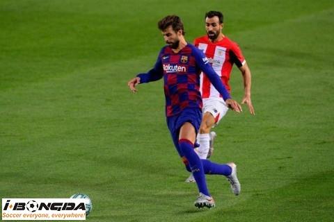 Bóng đá - Barcelona vs Athletic Bilbao 01/02/2021 03h00
