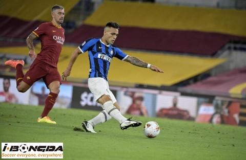 Bóng đá - Inter Milan vs AS Roma 1h45 ngày 13/5