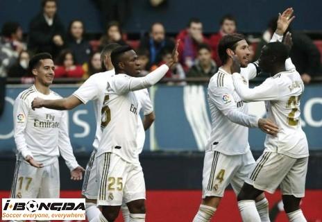 Bóng đá - Real Madrid vs Osasuna 28/10/2021 02h30