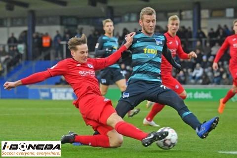 Đội hình Arminia Bielefeld vs Hertha Berlin 0h ngày 11/1