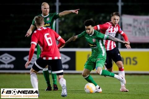 Bóng đá - Dordrecht 90 vs Jong PSV Eindhoven 3h ngày 12/1