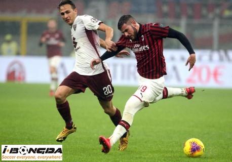 Đội hình AC Milan vs Torino 2h45 ngày 13/1