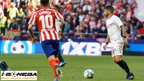 Phân tích Atletico Madrid vs Sevilla 3h30 ngày 13/1