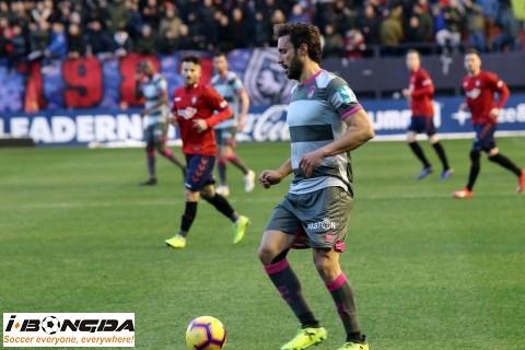 Nhận định dự đoán Granada vs Osasuna 1h ngày 13/1
