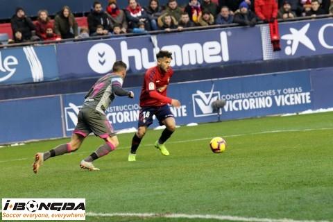 Đội hình Granada vs Osasuna 1h ngày 13/1