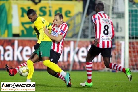 Bóng đá - Sparta Rotterdam vs Fortuna Sittard 2h ngày 14/2