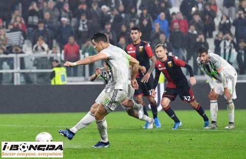 Nhận định dự đoán Juventus vs Genoa 2h45 ngày 14/1
