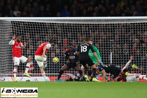 Crystal Palace vs Arsenal 20/05/2021 01h00