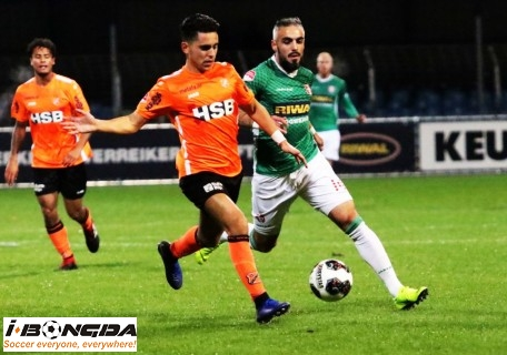 Bóng đá - Dordrecht 90 vs Volendam 0h45 ngày 16/1